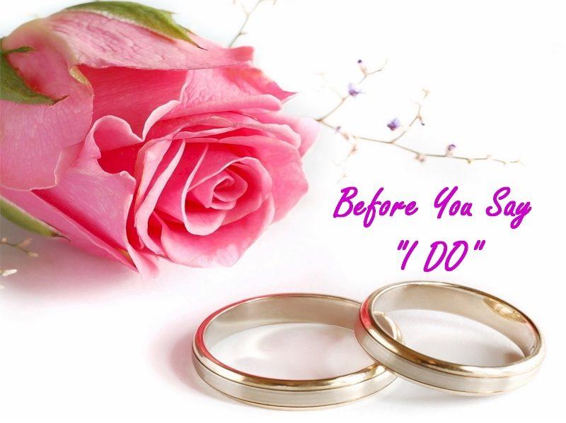 FREE Premarital Class & Weddings